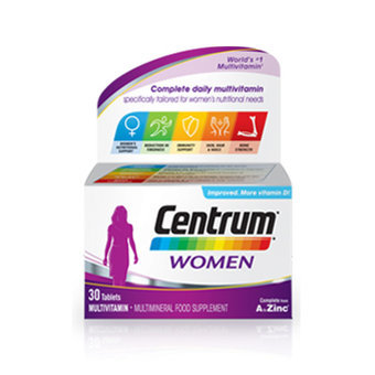 Centrum Women Tablets (Pack of 30)