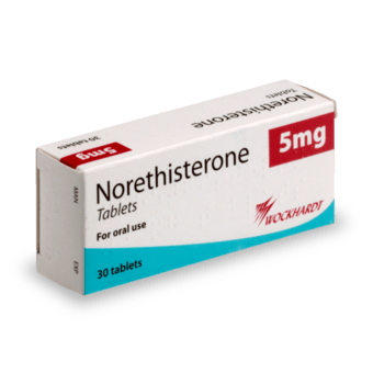 Norethisterone 5mg (Pack of 30)