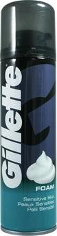Gillette Shaving Foam Sensitive Skin 200ml