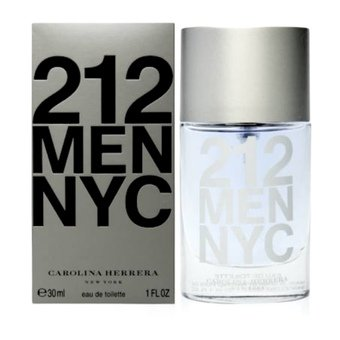 212 Men NYC by Carolina Herrera - Eau De Toilette 30ml