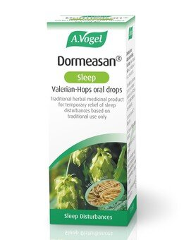 A. Vogel Dormeasan Sleep - Valerian-Hops Oral Drops 50ml
