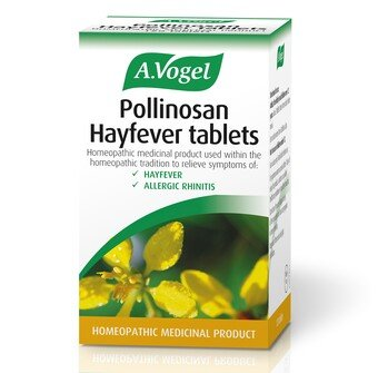 A. Vogel Pollinosan Hayfever Tablets (Pack of 120)
