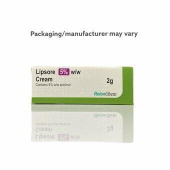 Aciclovir Cream 2g