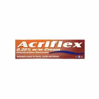 Acriflex Burns Cream 30g