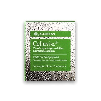Celluvisc 1% Eye Drops (Pack of 30)