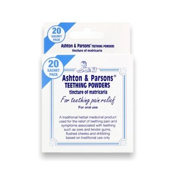 Ashton & Parsons Infants Powders (Pack of 20 Sachets)
