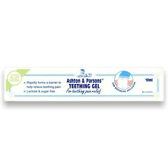Ashton & Parsons Teething Gel 10ml