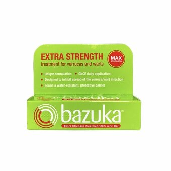 Bazuka Extra Strength Gel 6g