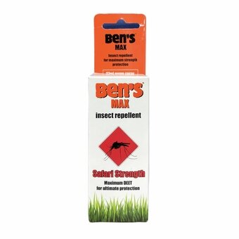Bens Max Insect Repellent Spray 37ml