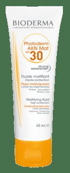 Bioderma Photoderm AKN Mat SPF30 Fluid Cream 40ml