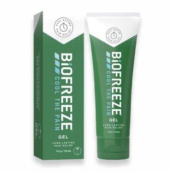 Biofreeze Gel - Long Lasting Pain Relief 112g/118ml