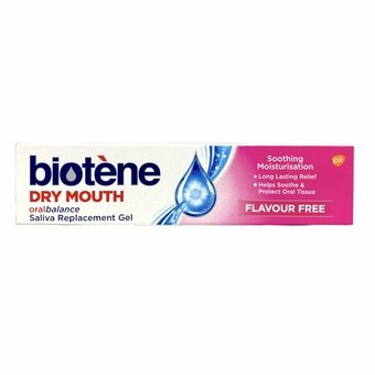 Biotene Oral Balance Saliva Replacement Gel 50g