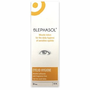 Blephasol Micelle Lotion 100ml
