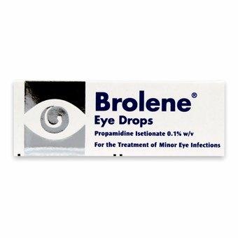 Brolene 0.1% Eye Drops 10ml