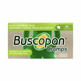 Buscopan Cramps Tablets (20)