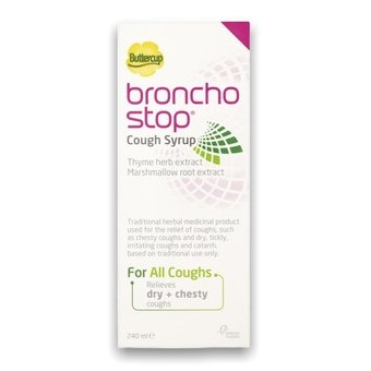 Buttercup Broncho Stop Cough Syrup 240ml