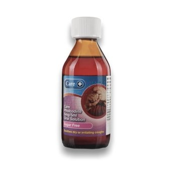 Pholcodine Linctus Sugar Free 200ml