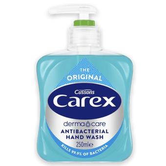 Carex Original Anti-Bacterial Handwash 250ml