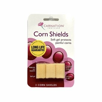 Carnation Corn Shields (Pack of 3)