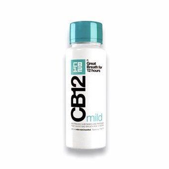 CB12 Safe Breath Oral Rinse Mild