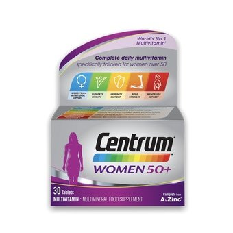 Centrum Women 50+ Tablets (Pack of 30)