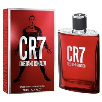 Christiano Ronaldo CR7 - Eau de Toilette 100ml