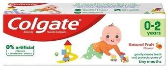Colgate Kids Mild Fruit Baby Toothpaste 0-2 years 50ml