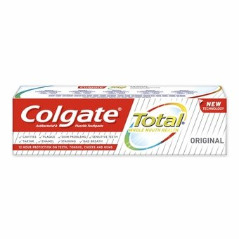 Colgate Total Original 24h Protection Toothpaste 75ml