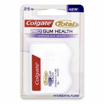 Colgate Total Pro Gum Health Interdental Floss 25m