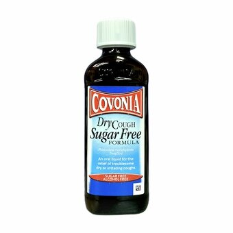 Covonia Dry Cough Formula Sugar Free 150ml