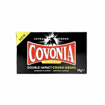 Covonia Lozenges Strong Original