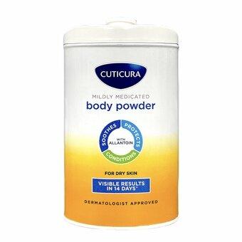 Cuticura Talcum Powder Mildly Medicated 150g