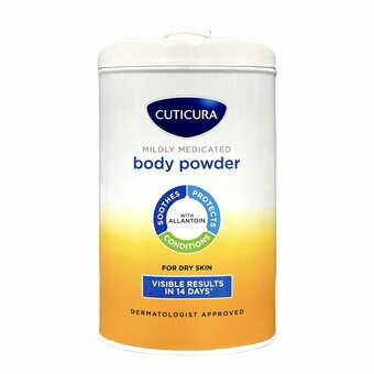 Cuticura Talcum Powder Mildly Medicated 250g