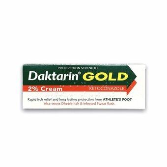 Daktarin Gold Cream 15g