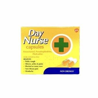Day Nurse Capsules (Pack of 20)