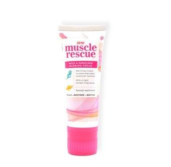 Deep Heat Muscle Rescue Neck & Shoulder Cream 50g