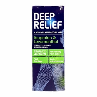 Deep Relief Anti-inflammatory Gel 30g