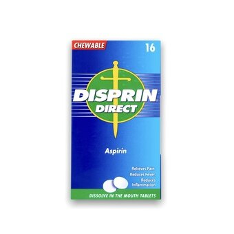 Disprin Direct Tablets (Pack of 32)