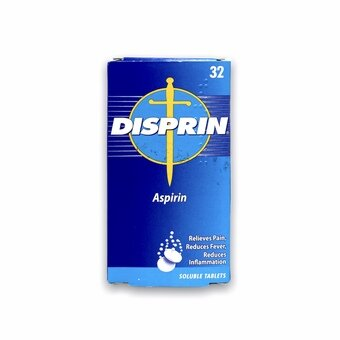 Disprin Tablets Soluble (Pack of 32)