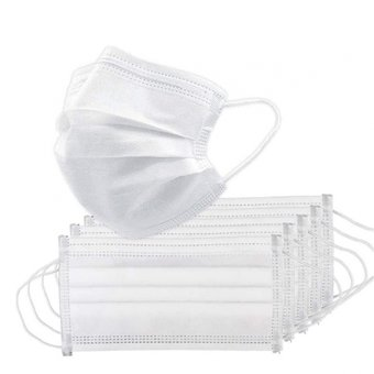 Disposable Face Masks (Pack of 6)