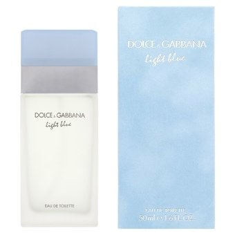 Dolce & Gabbana Light Blue - Eau De Toilette 50ml