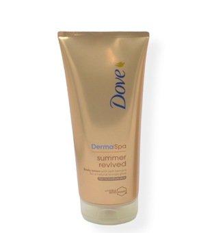 Dove DermaSpa Self-Tanning Body Lotion - Fair to Medium Skin 200ml