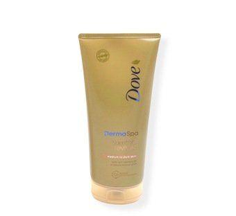 Dove DermaSpa Self-Tanning Body Lotion - Medium to Dark Skin 200ml