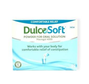 Dulcosoft Powder for Oral Solution, Macrogol 4000 (20 Sachets)