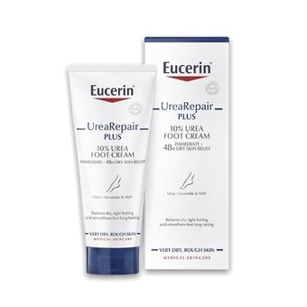Eucerin Dry Skin Foot Cream 10% 100ml