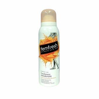 Femfresh Moisturising Freshness Deodorant 125ml