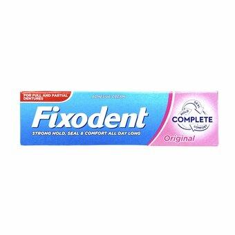 Fixodent Adhesive Cream Original 47g