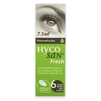 Hycosan Fresh Eye Drops 7.5ml