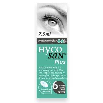 Hycosan Plus Eye Drops 7.5ml