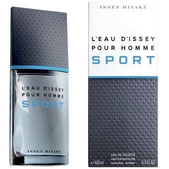Issey Miyake L'eau D'issey Pour Homme Sport - Eau de Toilette 100ml